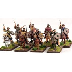 Mounted Welsh Warriors (Warriors)