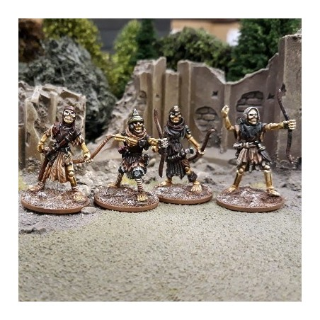 Undead Legion Warriors with Bows