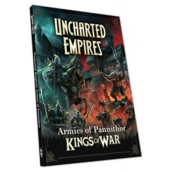 Kings of War : Armies of Pannithor (Uncharted Empires 2019)