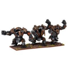 Lesser Obsidian Golems