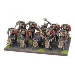 Abyssal Dwarf Slave Orc Gore Regiment