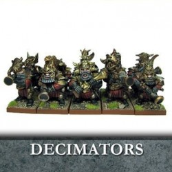 Abyssal Dwarf Decimator Troop (2015 version)