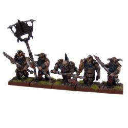 Abyssal Dwarf Berserkers