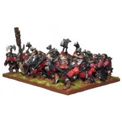 Dwarf Shield Breakers Regiment (20)