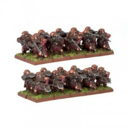 Dwarf Ironwatch Regiment (20 Missile)