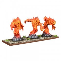 Fire Elemental Regiment
