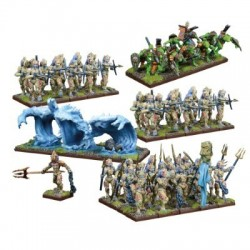Trident Realms of Neritica Army