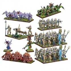 Trident Realms of Neritica Mega Army