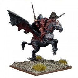 Undead Vampire on Undead Pegasus