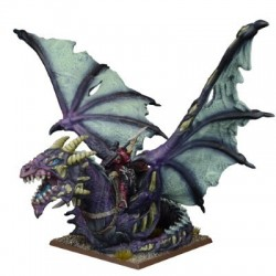 Undead Vampire Lord on Undead Dragon