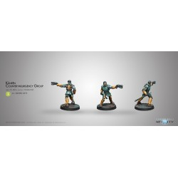 Kanren Counterinsurgency Group (BS, Chain Colt)