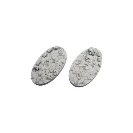 Ancient Bases, Oval 90mm (2)