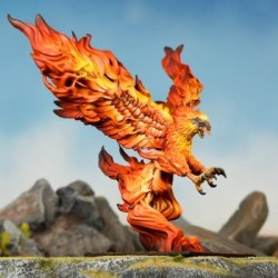 Basilean Phoenix Epic Monster Kit