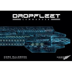 Dropfleet Commander : Rulebook