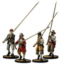 European Pikemen Unit