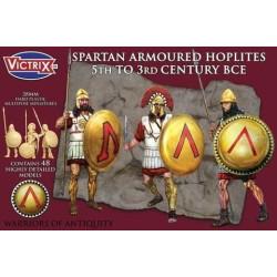 Ancient Greek Spartan Hoplites 450-300 BC