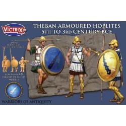 Ancient Greek Theban Hoplites 450-300 BC