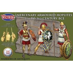 Ancient Greek Mercenary Hoplites 450-300 BC