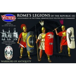 Rome's Legion of the Republic II in pectoral armour
