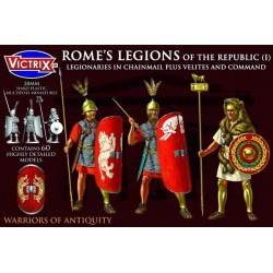 Rome's Legions of the Republic I in chainmail