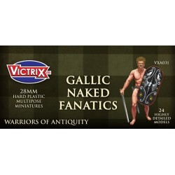 Gallic Naked Fanatics