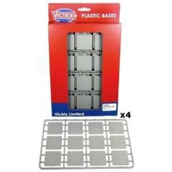 Victrix Plastic Bases Set 2 (x48)