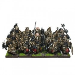 Abyssal Dwarf Blacksouls Regiment (2020)