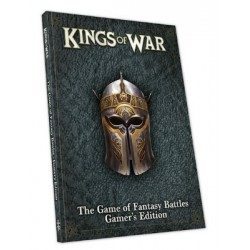 Kings of War Rulebook - Gamers Edition (3rd)