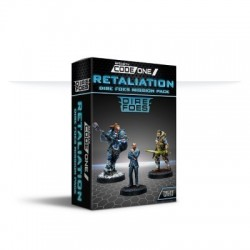 Dire Foes Mission Pack Alpha: Retaliation Convention Exclusive Pre-release