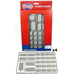 Victrix Plastic bases set 1 (x110)