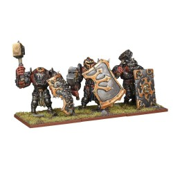 Ogre Siege Warriors Regiment (2020)