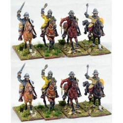 Mounted Ordensstaat Warriors