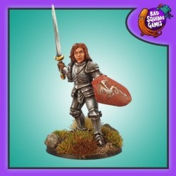 Mary, Female Knight