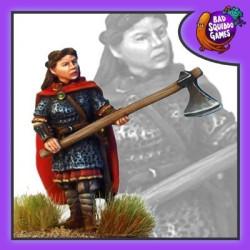 Brynhildr, Shieldmaiden Champion