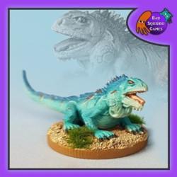 Leif, Giant Iguana