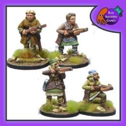 Shieldmaiden Crossbows