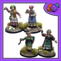 Shieldmaiden Slingers
