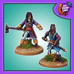 Rupa & Mei - Pirate Crew