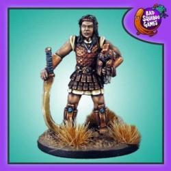 Rania, Amazon Warrior