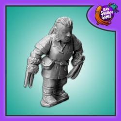 Kythera, Dwarf Barbarian