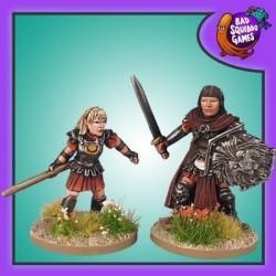 Amazon Heroines (2)