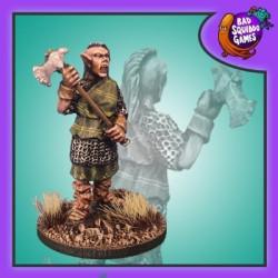 Gael, Orc Barbarian