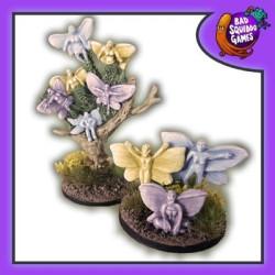 Fairy Tree (with fairies)