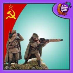 Sniper & Spotter (Standing)