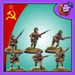 Riflewomen (Pack of 6)