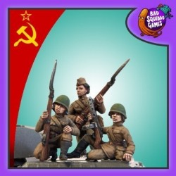 Tank Riders (pack of 3)