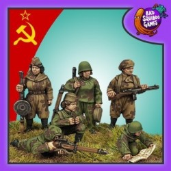 Scouts Set of 6
