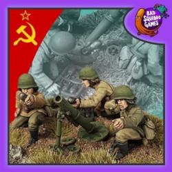 Mortar and team
