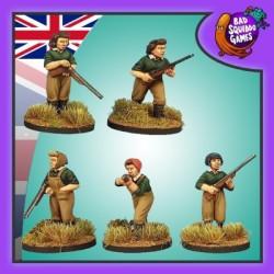 Land Army - Shotguns