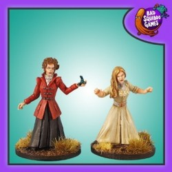 Clara and Willow - Witches